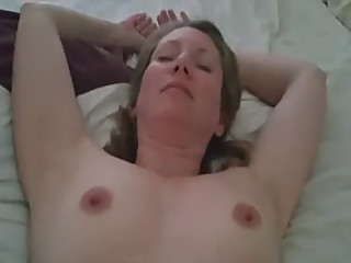 wife poses and fucks