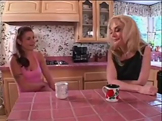 Nina Hartley lesbian sex teacher