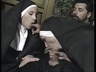 Nuns LOVE Cum! 2
