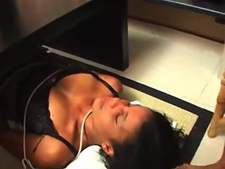 Rafaela Petrutti Trample Face And Humiliation Movie Part 2