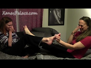 stinky feet sorority sisters