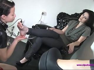 german lesbian feet