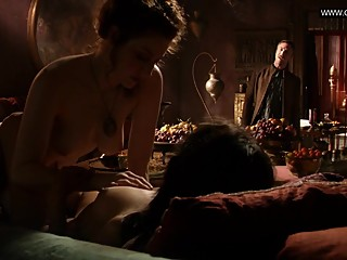 Esmé Bianco - Having sex with young girl, Man watching - Game Of Thrones