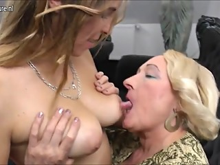 Compilation: lesbians sucking tits 3