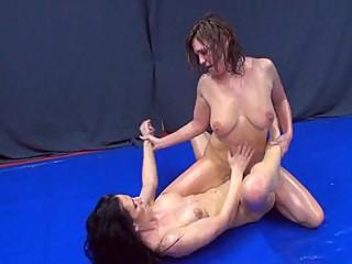 Trib Dani vs Denise (oil)