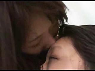 japanese deep tongue kiss sucking