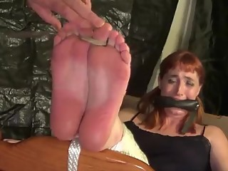 Awesome Falaka Bastinado Girl Feet Soles - LoversHeels@Pornhub