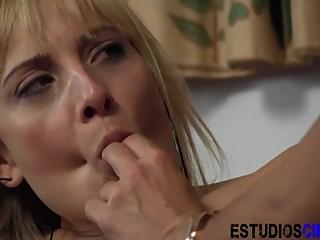 Spanish Lesbian Milfs