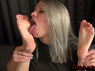 Jacqueline Massey Feet Worshiped