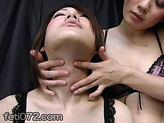 japanese facelicking & bodylicking