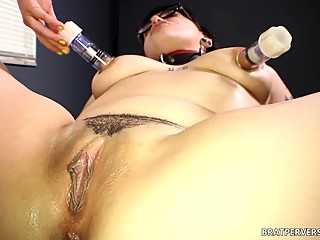 Lesdom BDSM Session - Brat Perversions