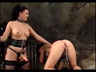 Russian lesbi BDSM