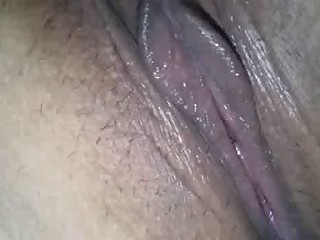 Beautiful Mexican milf masturbation