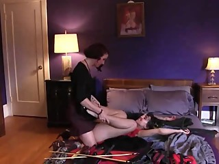Lesbian role play 17