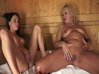 Steamy Sauna 2