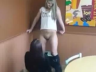teen lesbains having fun