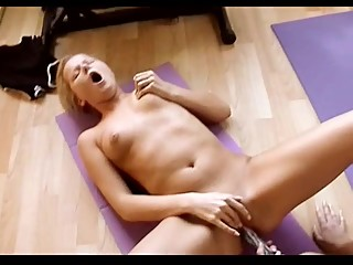 Susan and Lona SEX TOY WORK OUT