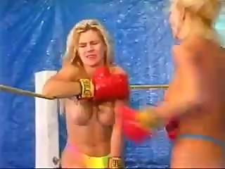 California Boxing Blondes