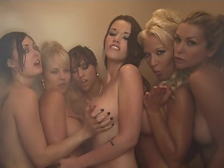 Brandin Rackley, Melissa Jacobs, Heather Vandeven etc...-