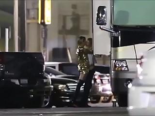 Miley Cyrus & Stella Maxwell - Lesbians