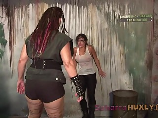 Chichi Medina Steals From Saharra Huxly