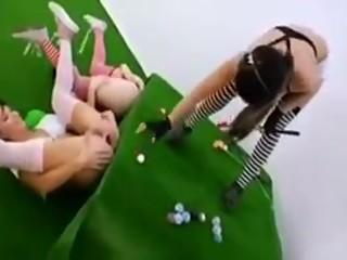 Lesbian toy