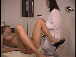 Nurse have a look inside my pussy PT2 DMvideos