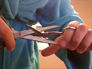 Scissoring mature on petite