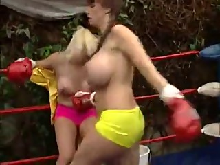 Balloon Boobs Boxing (3)