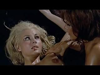 Amazons Lesbian Scene