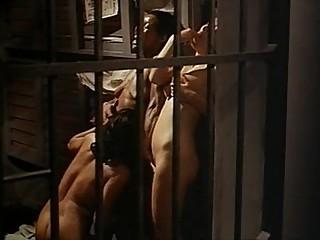 Bare Behind Bars Lesbian Scene