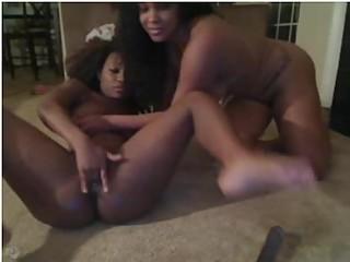Black Lesbians Going Nuts