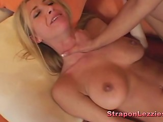 Femdom Brunette Donna Wants To Fuck