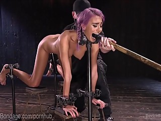 Janice Griffith BDSM PMV - Girl all the bad guys want