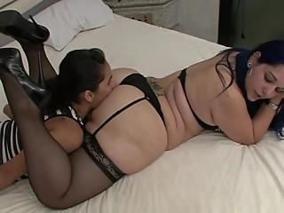 Cristal's First Assworship