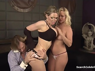 Brandin Rackley Hot Threesome Sex Scene - AndroPps.com