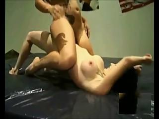 Sensual Catfight 41